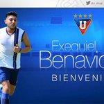 [VÍDEO] Exequiel Benavidez nuevo refuerzo extranjero de #LDUQ. REGÍSTRATE https://t.co/vtKAWRucfi https://t.co/iWC5fheght