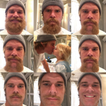 Panthers' Greg Olsen shows step-by-step process of shaving off beard https://t.co/7ykBIvXy5S https://t.co/2g7yVA7h1d