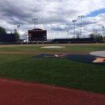 Beautiful day at Davenport! Two weeks from now, well be playing ⚾️ here! https://t.co/DQ3oiqsOLm