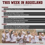 This Week in Aggieland pres. by MedPlus, visit https://t.co/DvwlyayXRC for more info #12thMan https://t.co/4vSY4yBeTu