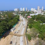 Así avanzan las obras de culminación de la Avenida del Río @mrafael70 @SantaMartaDTCH https://t.co/wJn2TL4NqF