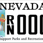New #CityofReno license plate supports Parks & Recreation. Get yours: https://t.co/XAMaCjatSS. Thanks TV stations! https://t.co/EhcmiHifMI