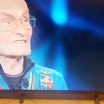 Grande #GabrielGarko che si presenta senza trucco. #SanremoCeres #Sanremo2016 https://t.co/FqXgGHXDII