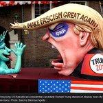 Liberty snubs Trump @ https://t.co/Fxchq2CUvf #Trump2016 #photography #news https://t.co/KlsJOEqaHn