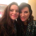 È stato un grande onore conoscerti, @LauraPausini! A domani sul palco di #Sanremo2016 ????????#NessunGradoDiSeparazione ???????? https://t.co/Pe5yc1VQ9O
