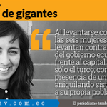 #IdeasPlanV Mundos de gigantes #Opinion Cristina Burneo en https://t.co/WYXGPxQmNN #Erdogan #Ecuador https://t.co/88aZEXQT9p