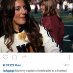 This is pretty cool @ladygaga #WVU #MountaineerNation https://t.co/tcgzst9aAr