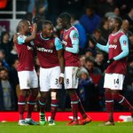 FT West Ham 2-1 Liverpool They left it late but Ogbonna heads #WHUFC into the 5th round. https://t.co/7tR8DsCMhF https://t.co/flQhOd4zA8