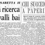«Riusciremo a avere una rivelazione come Papaveri e Papere?» #Sanremo '53 #archivioCorriere https://t.co/NT51G5ALg1 https://t.co/k5TW2iC9jO