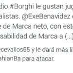 Sobre la contratación de @ExeBenavidez (Exequiel Benavidez - Argentino de 26 aňos) Volante de Marca para #LDU. https://t.co/oIQYY48WRw