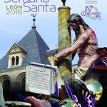 Cartel de la Cofradía Semana Santa 2016 #jhsleon https://t.co/6YgcLYxgYu