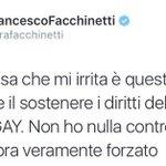 Il web è velocissimo, caro @frafacchinetti #Sanremo2016 #SanremoArcobaleno https://t.co/VZ9me5UWmE