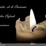 La dulce espera comienza, el sueño de una nueva Cuaresma abre sus puertas. Quedan 39 días para el Domingo de Ramos. https://t.co/vzLkmqYKww