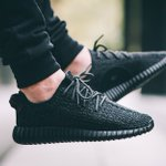"""Its here! Our Yeezy 350 Boost """"Pirate Black"""" Restock Link Page! Bookmark -> https://t.co/Ubd17xuaUz https://t.co/HnfvnX66Kt"""