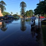 Traffic chaos on Vincent St and Charles St after a burst water main caused a sinkhole #perthnews @thewest https://t.co/9L3aR1p6KI