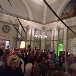 where the partys at! #MardiGras #gscia #MardiGrasNHFPL @NHFPL #NHV https://t.co/waCuVAfSAC