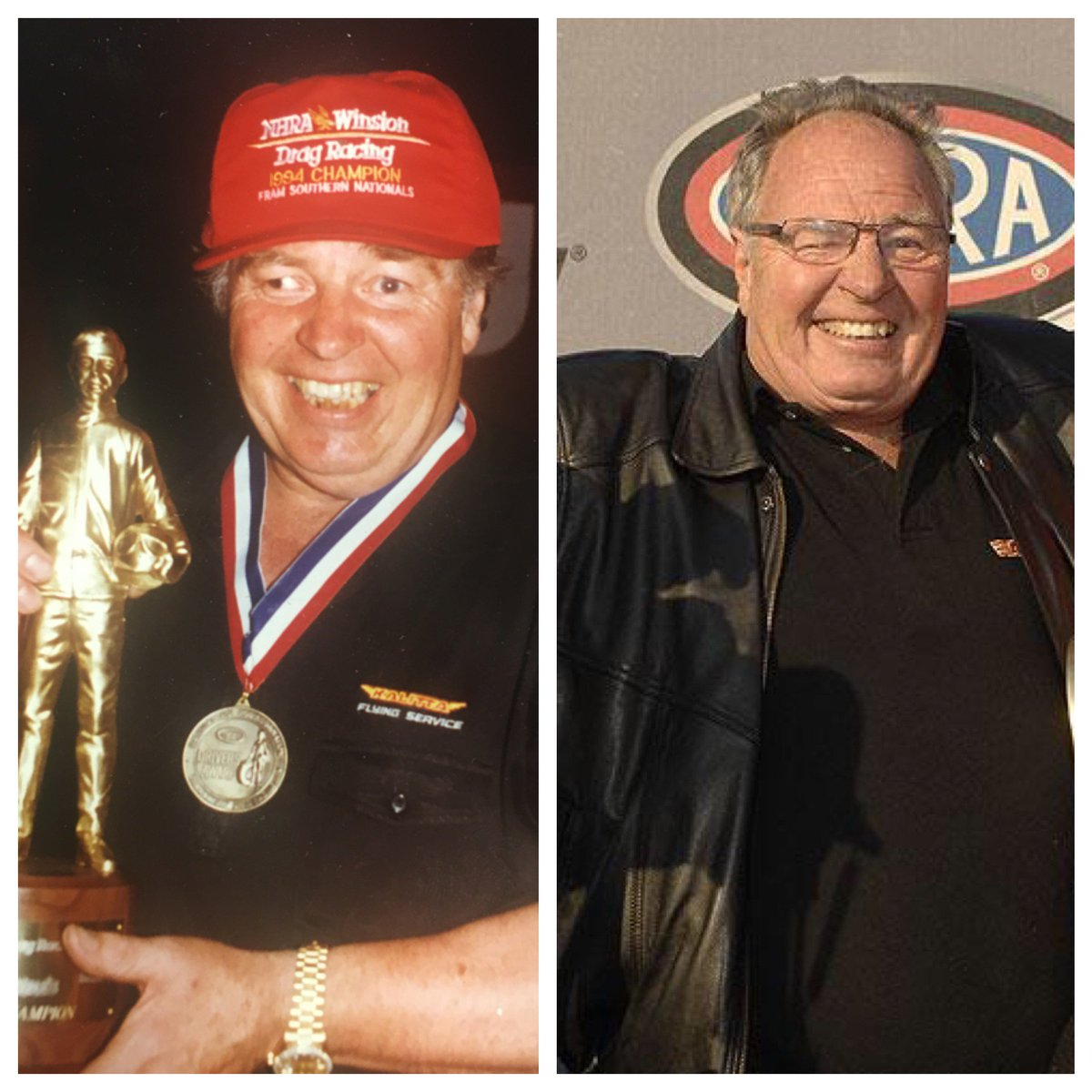 The legend is celebrating his 78th birthday today. #HappyBirthday Connie! #NHRA #KalittaStrong https://t.co/iEYvoMIup7