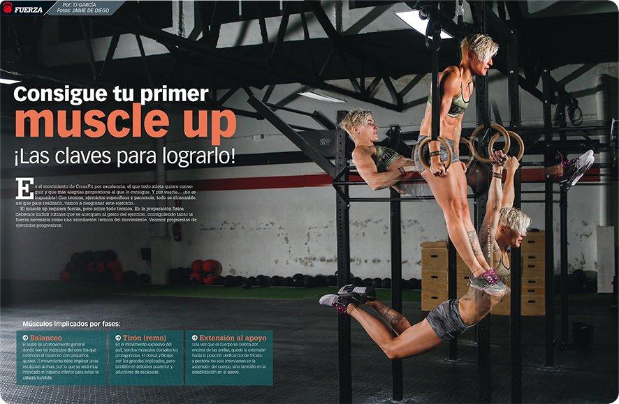 En Train Hard conseguimos adaptar el muscle-up; ejercicios progresivos, errores a evitar, técnica, consejos... https://t.co/c5gPk47SSO