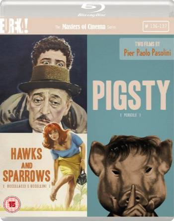 WIN 1 of 3 HAWKS AND SPARROWS / PIGSTY DVDs! Just RT to enter! @Eurekavideo #competition #win #EurekaEntertainment https://t.co/dUqASV1fc8