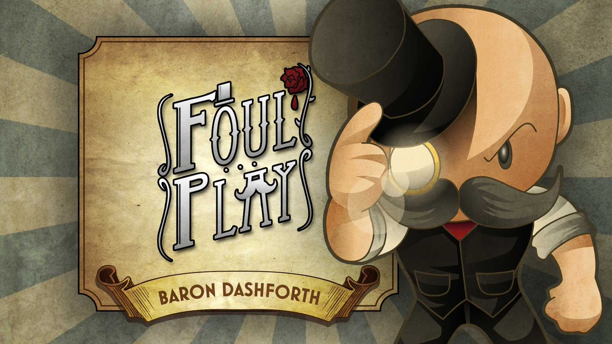 We've got three copies of @Mediatonic's Foul Play for #PS4 to dish out. Follow then RT to win. https://t.co/XlsMLU3Z0l