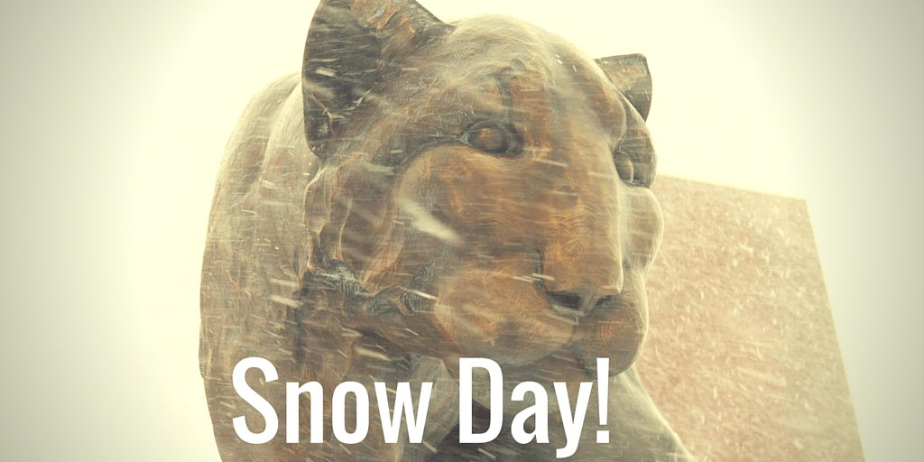 All #SIUE campuses (Edwardsville, Alton, E. St. Louis) are closed for Wednesday, February 24, 2016. https://t.co/c7qmYK1WPQ