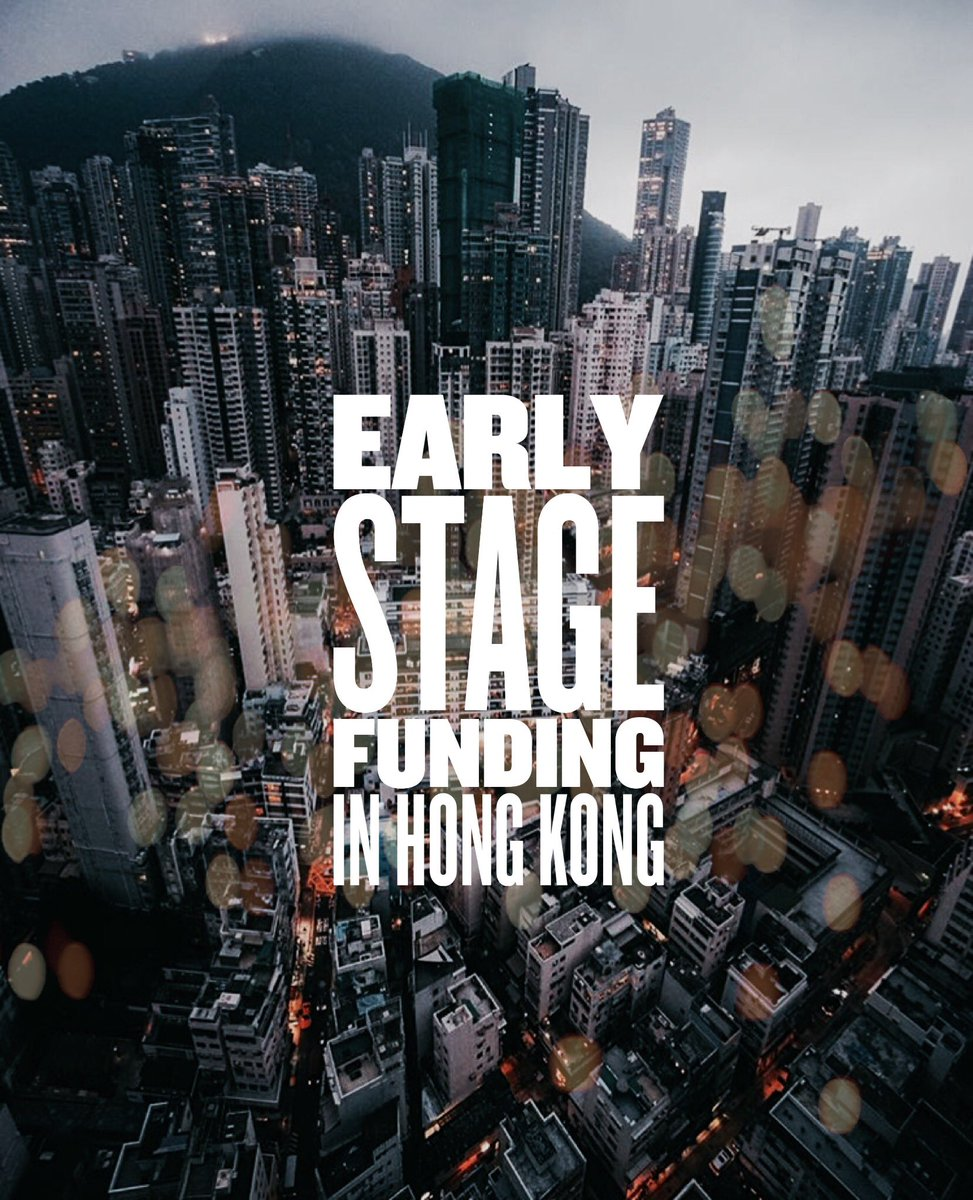 Report: The True State of Early Stage Funding in Hong Kong https://t.co/A7xejMGjmV #hongkong #startups https://t.co/r9UZwnYChy