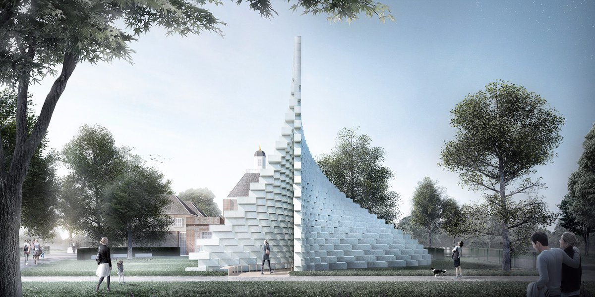 Announcing the designs for 16th annual Pavilion, Serpentine Architecture Programme 2016 https://t.co/6xsBhJIka1 https://t.co/g7ZCXypxF6