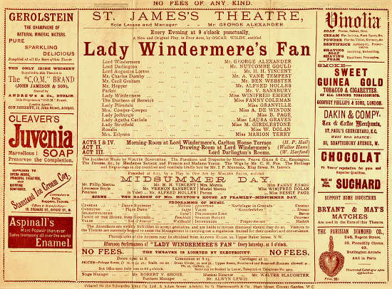 lady windermere s fan literary devices Literary work edit language label lady windermere's fan 0 references topic's main category cawiki el ventall de lady windermere.