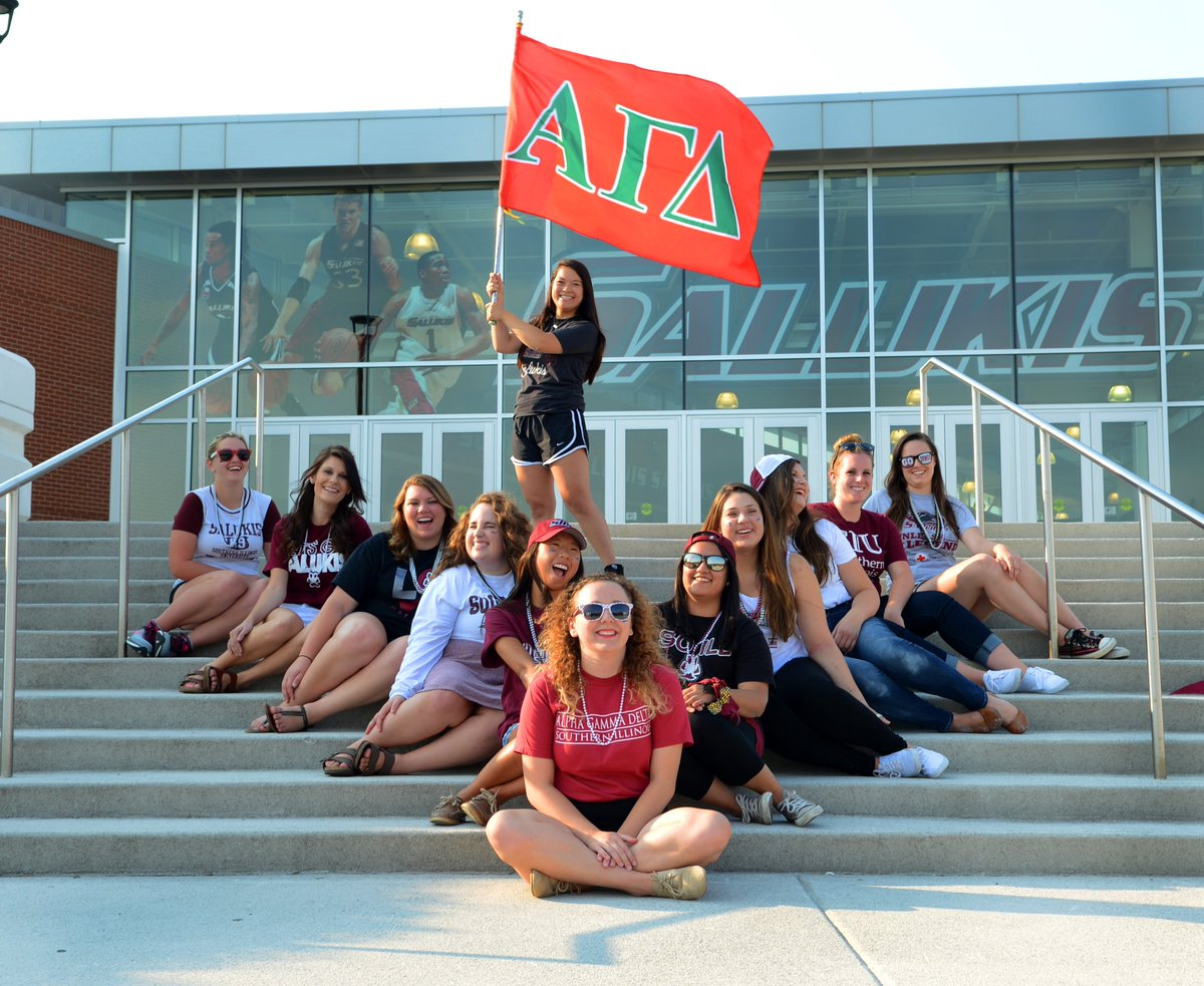 Nationally founded in 1904 & locally founded at #SIU in 1923, the #RSO_OTW is Alpha Gamma Delta ( @SIUAlphaGams ). https://t.co/qcLuVRzP6X