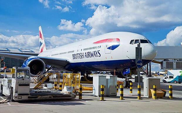 British Airways named UK's most loved brand for third year running