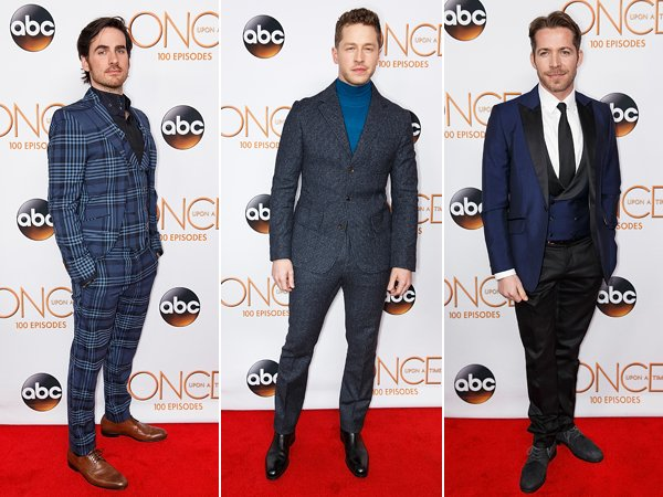 Just Because: @colinodonoghue1 & The Hot Men Of #OnceUponATime Celebrate #OnceTurns100 https://t.co/D4mo1y0LmV https://t.co/XTdZGMZCnE