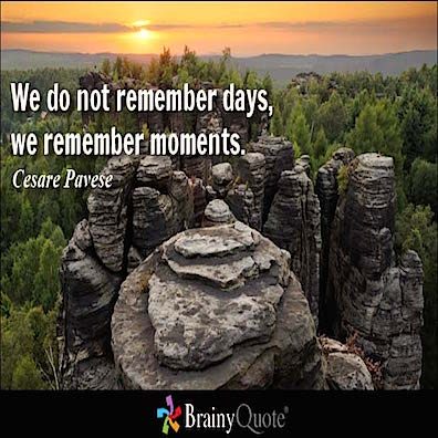 """Daily Muse: """"We do not remember days; we remember moments!"""" https://t.co/ilfkmo0nYZ"""
