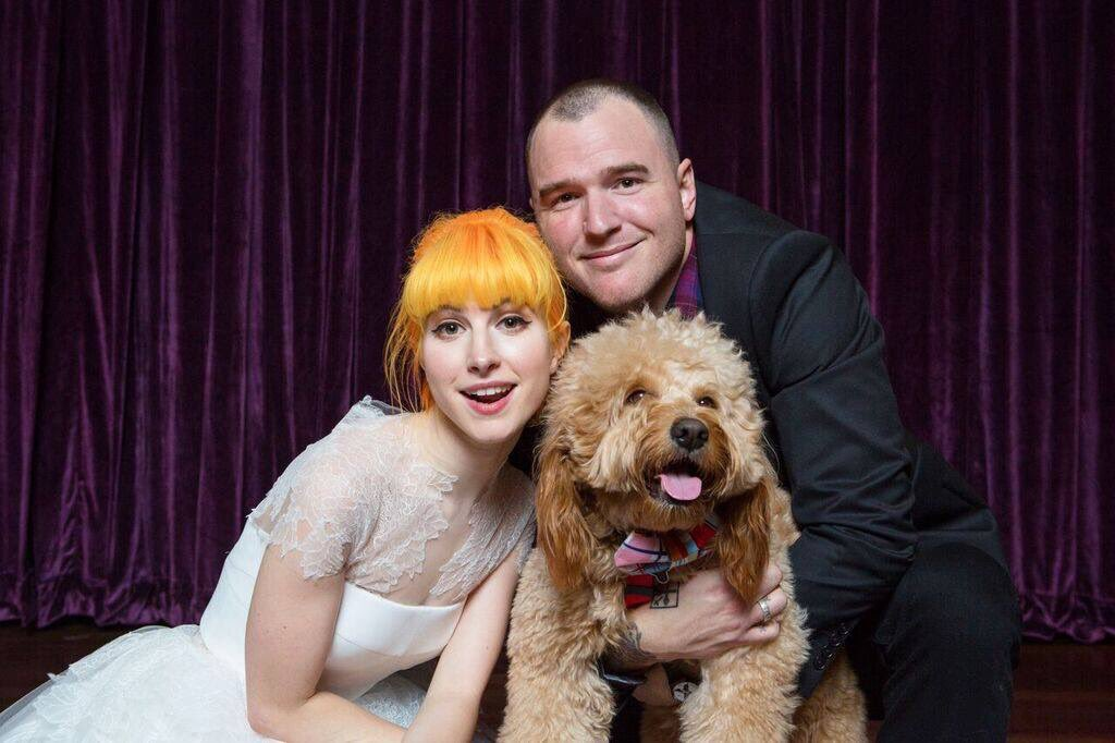 Massive congrats to @yelyahwilliams and @XChadballX on their recent wedding from all the Irish team xo https://t.co/cWK3ali31s