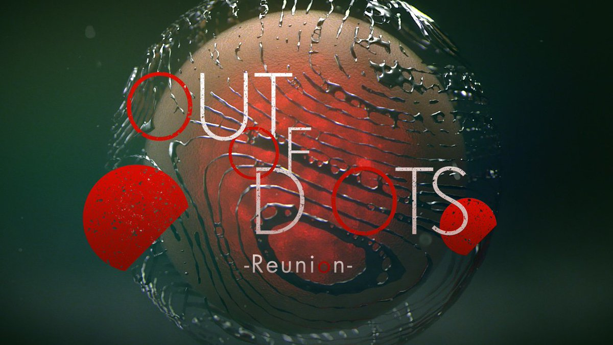 OUT OF DOTS -Reunion- | Apr. 24, 2016 (Sun) at 代官山UNIT #O_o_D https://t.co/JOPKnPr1bT https://t.co/bZ21Fv5VOg