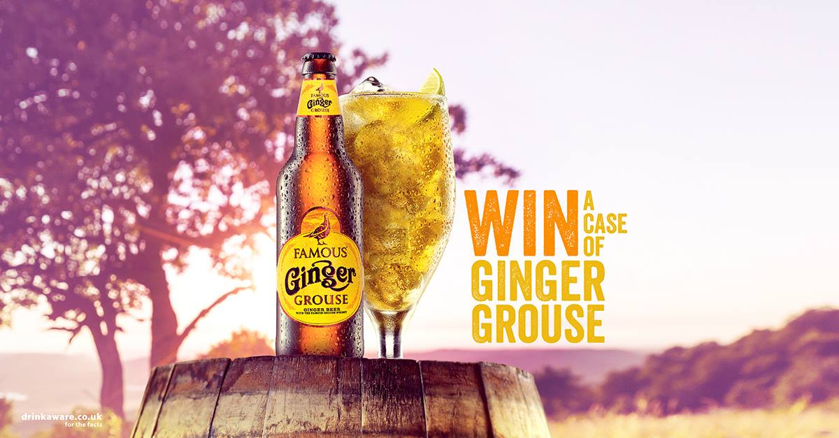 Tell us how you'd share a case of The Famous Ginger Grouse for a chance to win one! https://t.co/Iv7Mh33bty https://t.co/x24fv9ZGVZ