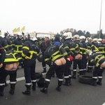 Nice 5 pompiers syndicalistes du #SDIS06 entendu en GAV pr avoir manifesté le 22 février dernier sur la #A8 #Nice06 https://t.co/9NA51l0swh