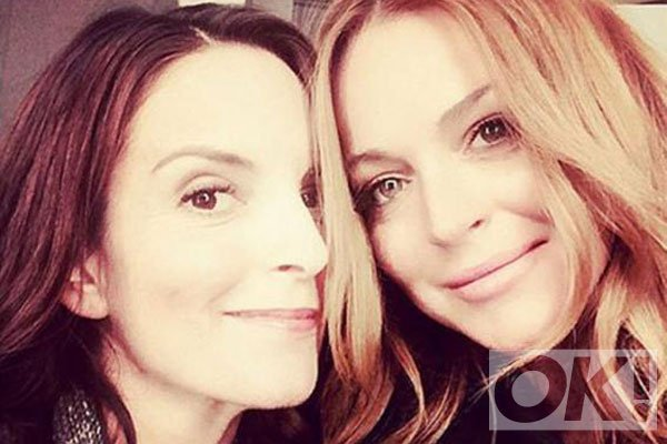 Should we expect a Means Girls 2 after THIS @lindsaylohan and Tina Fey selfie?