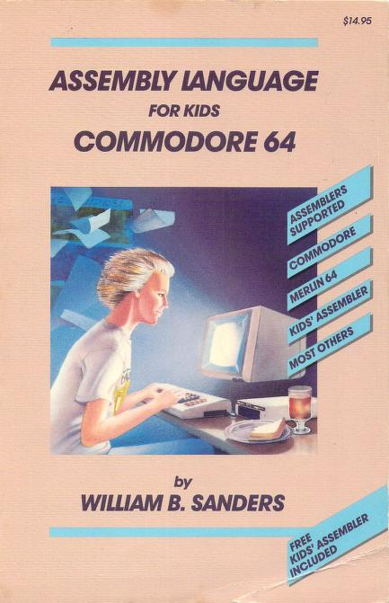 "Scratch? Pah! How about ""Assembly Language for Kids"" (1985) https://t.co/Ut8o8Os9GF https://t.co/JDasFPdKP9"