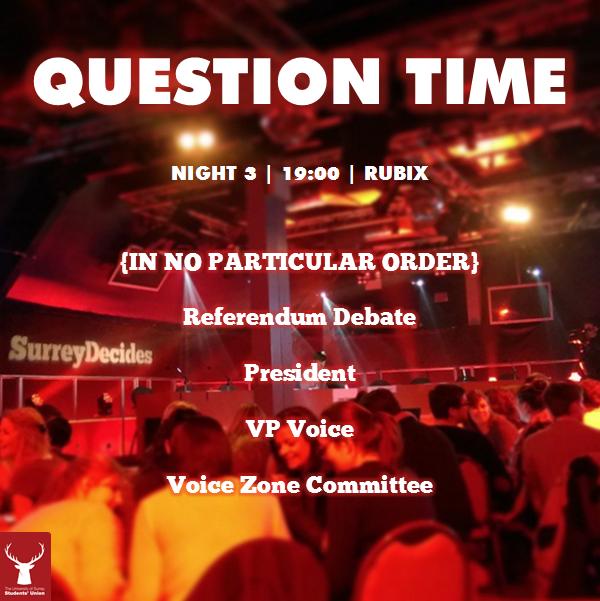 TONIGHT (Night 3):   #SurreyDecides https://t.co/7nRcrz1HkI