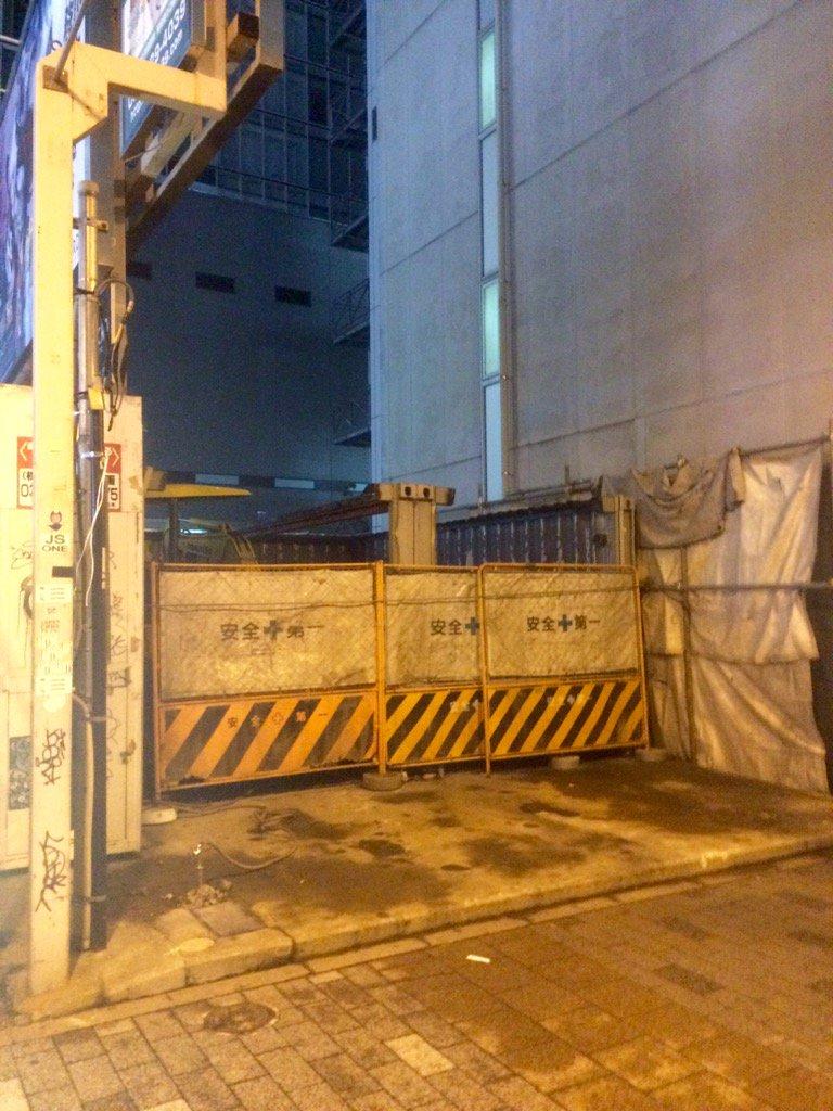 本当に秋葉原駅近くの閉店屋が跡形も無く消え去ってる… #akiba https://t.co/YgzfdD1iJz