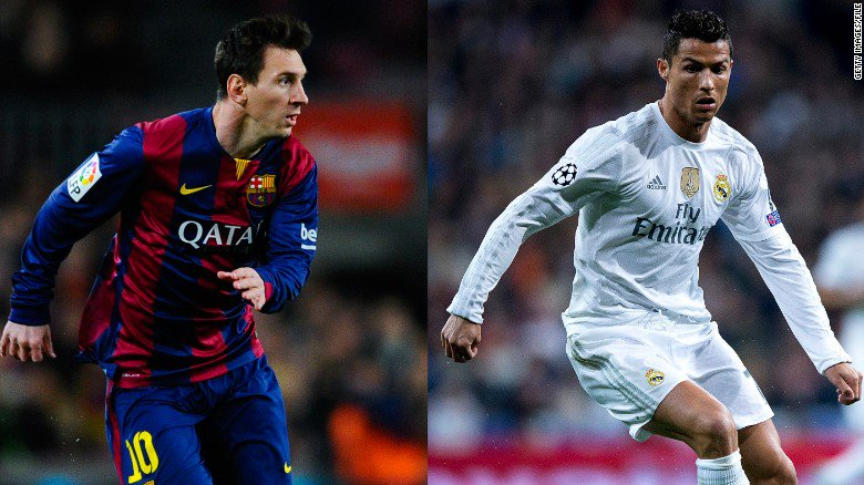 Should Lionel Messi and Cristiano Ronaldo head to @MLS in the via @cnnsport