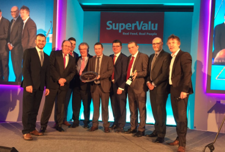 The overall winner of @SuperValuIRL store of the year 2016, Garvey's in Dingle Congratulations from all of us here! https://t.co/m2HGOSG1Ni