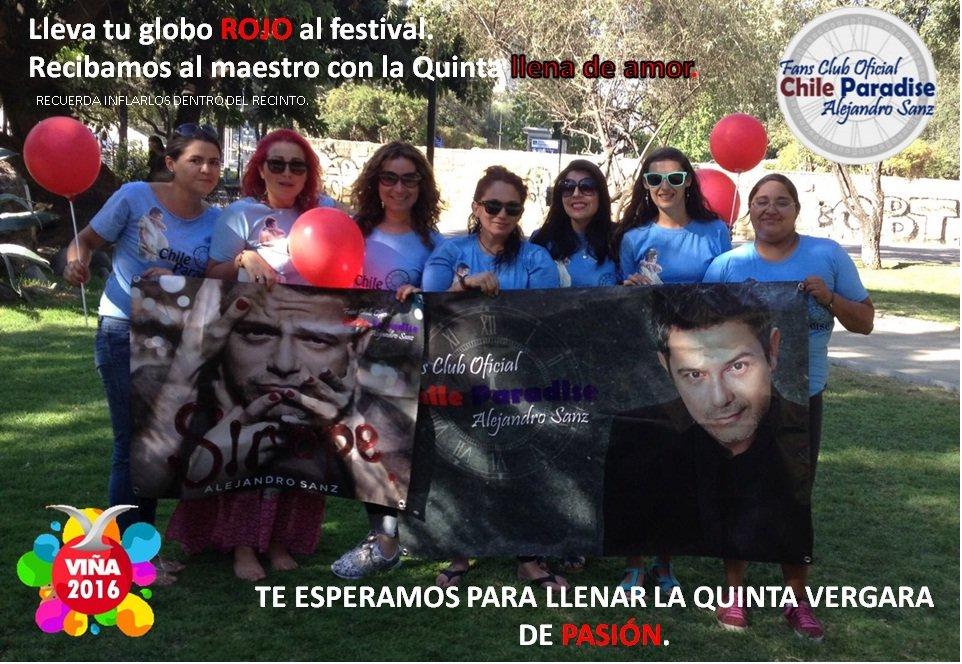 @AlejandroSanz llenaremos la Quinta Vergara de globos rojos para ti https://t.co/5QPx0UrTB9