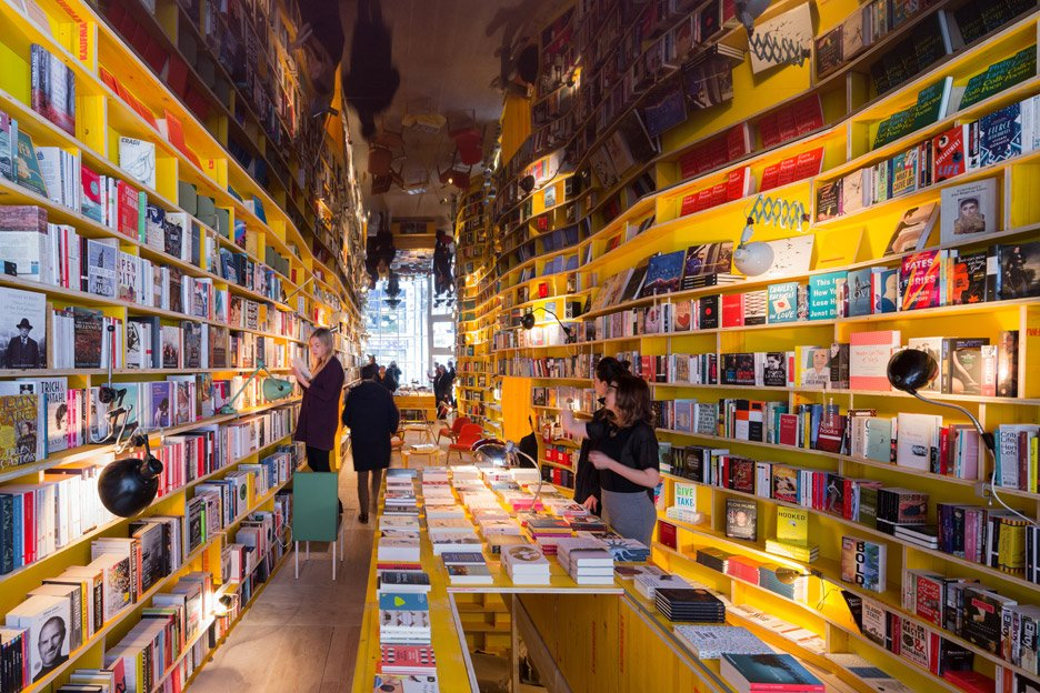 Libreria a concept bookstore in east london inspired by