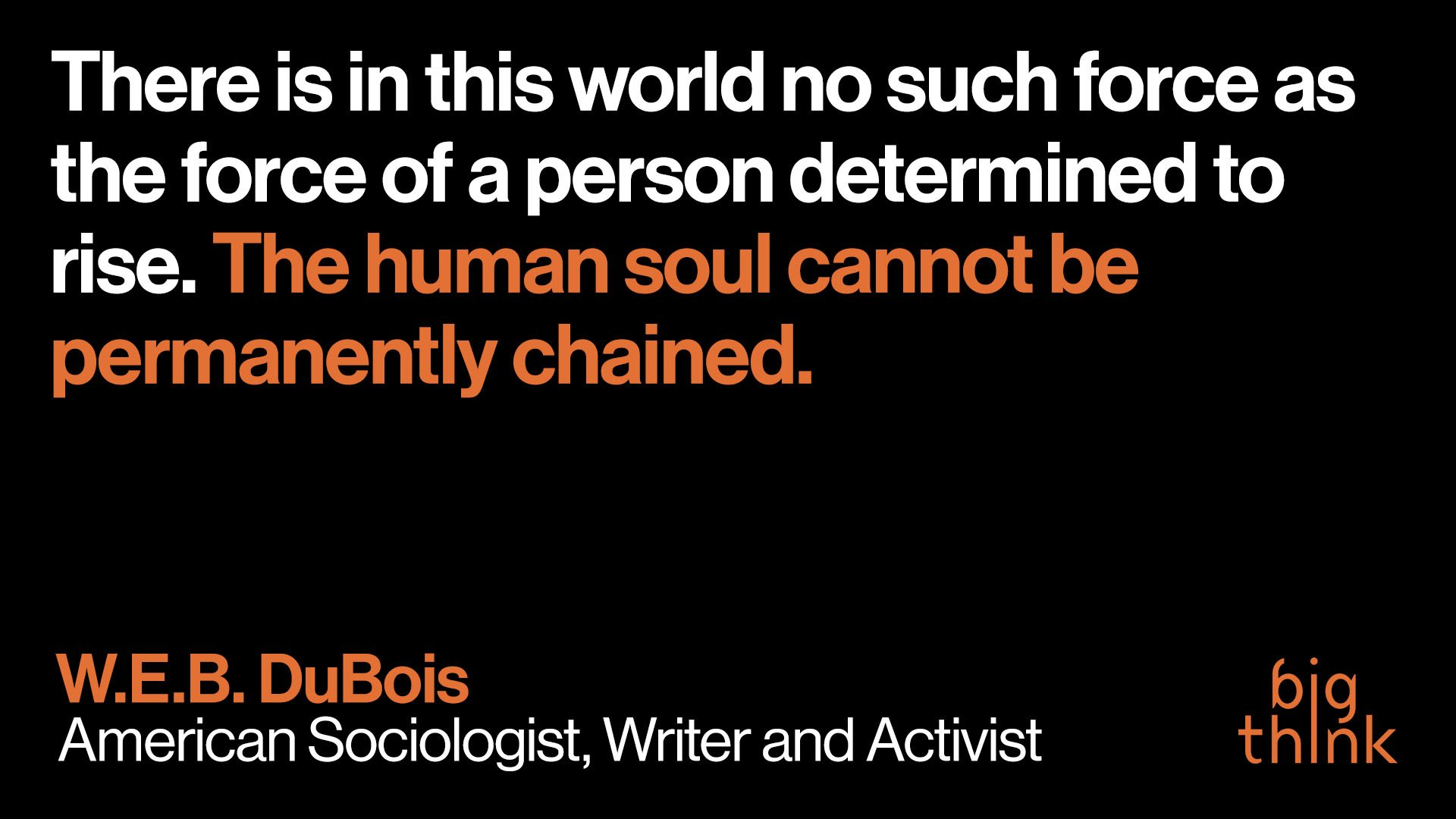 W.E.B. DuBois, co-founder of @NAACP, was born on this day in 1868. https://t.co/sHV3mBCnMI