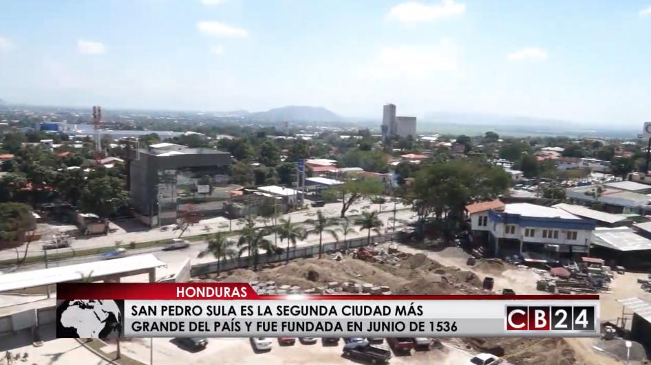 San Pedro Sula es la segunda ciudad más grande de #Honduras ¿Qué le espera en el futuro? @LilianCaballero nos cuenta https://t.co/AUFdzXG3Bo