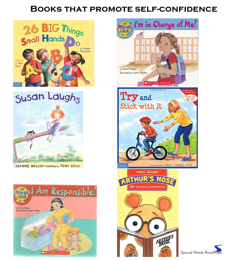 Books that promote self-confidence! #Literacy https://t.co/F2rbrwU25z