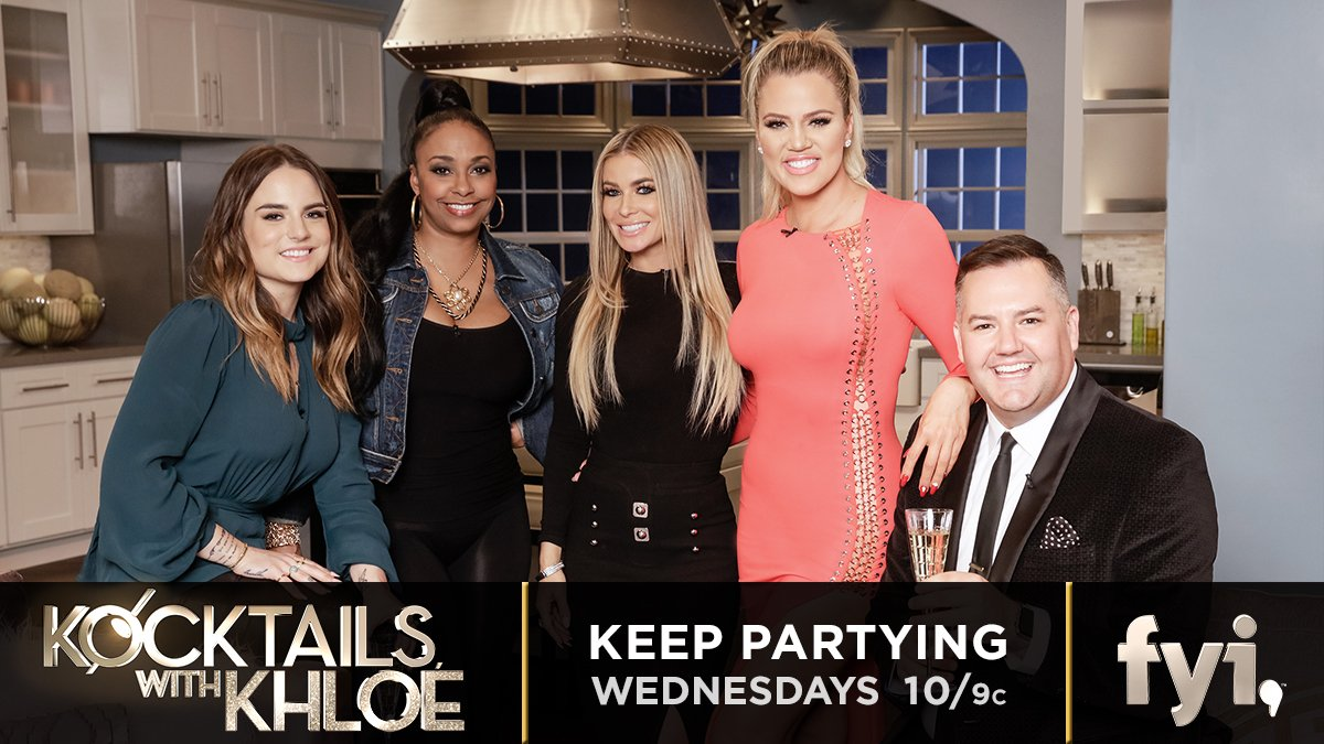 RT @FYI: How do we get an invite to this #KocktailsWithKhloe party, @KhloeKardashian? https://t.co/QohIoeLkrx