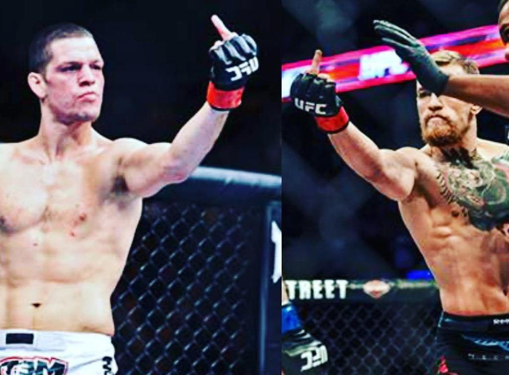 Since RDA is out, thoughts on this fight??? # #nate diaz #conormcgregor #ufc #mma #mixedma… https://t.co/JYW8gQifqE https://t.co/OGvmDfL1V3
