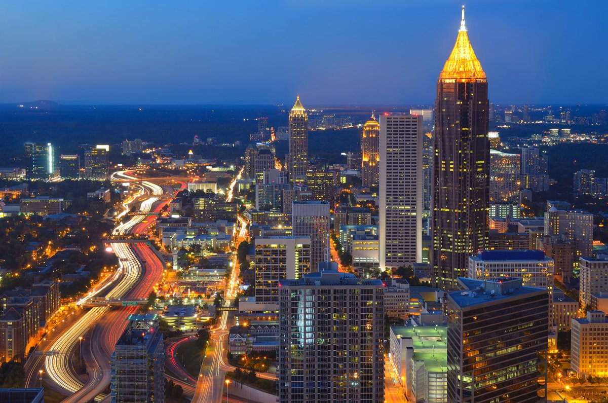 Book your spring travels today. Flights to Atlanta, starting at $84